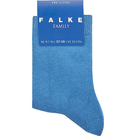FALKE Classic socks 3-6 (Blue