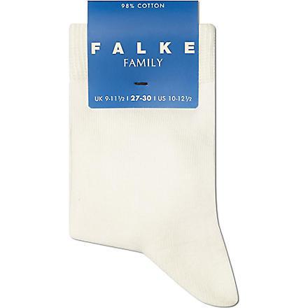 FALKE Classic socks 3-6 (Cream