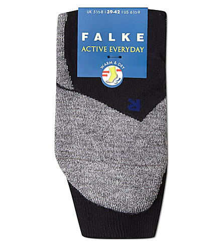 FALKE Falke active everyday socks (Black