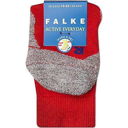 FALKE Falke active everyday socks (Red