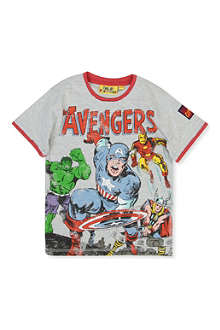 FABRIC FLAVOURS The Avengers t-shirt 3-8 years