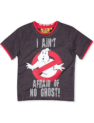 FABRIC FLAVOURS Ghostbusters t-shirt 3-8 years