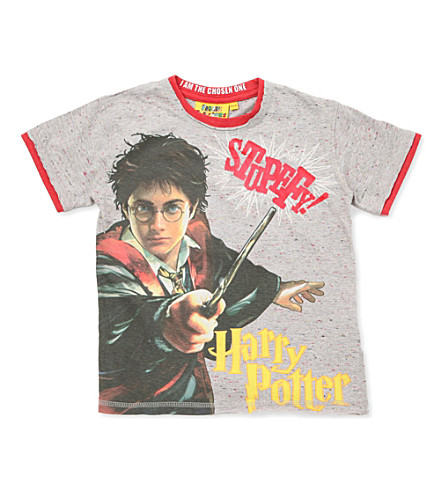 FABRIC FLAVOURS Harry Potter t-shirt 5-10 years (Grey