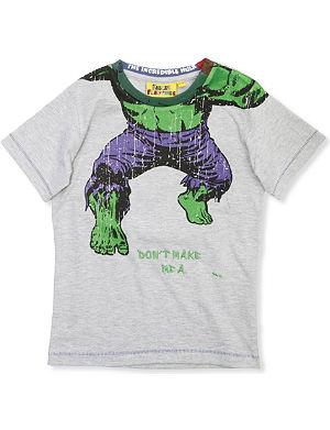 FABRIC FLAVOURS Headless Hulk t-shirt 3-8 years