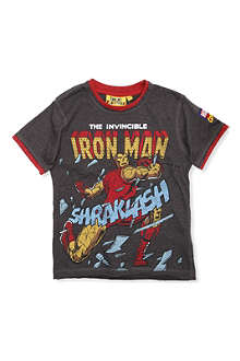 FABRIC FLAVOURS Iron Man t-shirt 3-8 years