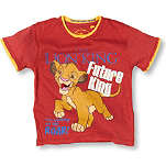 FABRIC FLAVOURS Lion King t–shirt 1–6 years