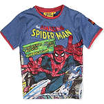 FABRIC FLAVOURS Spider-Man t-shirt 3-8 years