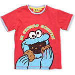 FABRIC FLAVOURS Cookie Monster t-shirt 1-6 years