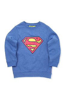 FABRIC FLAVOURS Superman jumper 3-8 years