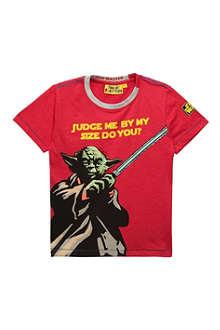 FABRIC FLAVOURS Yoda t–shirt