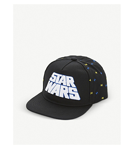 FABRIC FLAVOURS Star Wars snapback cap (Black