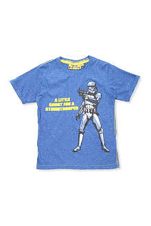 FABRIC FLAVOURS Star Wars Stormtrooper t-shirt 3-8 years