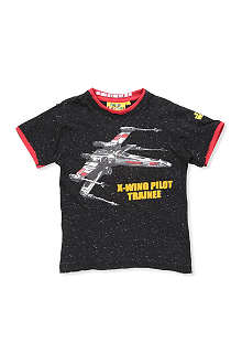 FABRIC FLAVOURS Star Wars X-Wing Pilot Trainee t-shirt 3-8 years
