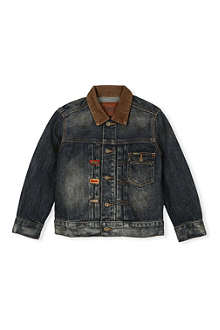 BARBOUR Cactus denim jacket XXS-XXL