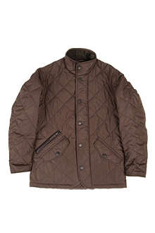 BARBOUR Chelsea quilted jacket 2-15 years