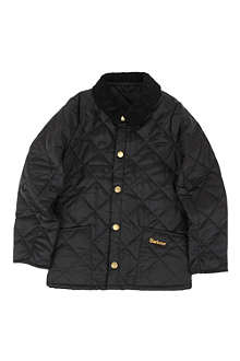 BARBOUR Quilted Liddesdale jacket 2-15 years