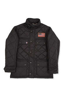 BARBOUR Crown quilted jacket XXS-XXL