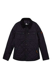 BARBOUR Akenside quilted jacket L - XXL