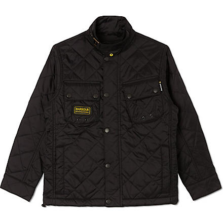 BARBOUR Tankerville jacket XXS-XXL (Black