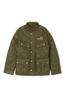 BARBOUR Jeffries qulted jacket