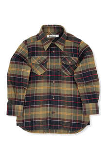 BARBOUR Frayton checked shirt XXS-XXL