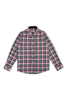 BARBOUR Armadale checked shirt XXS-M