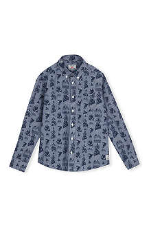 BARBOUR Buzz shirt 2-9 years