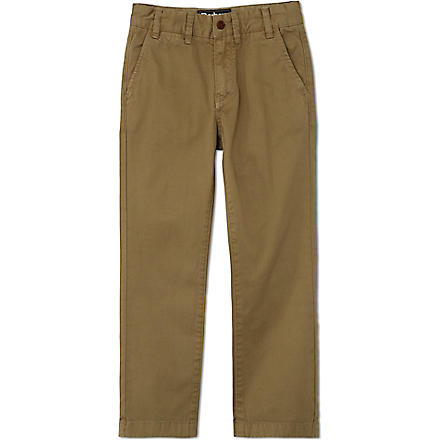 BARBOUR Barnton chino trousers XXS-XXL (Sand