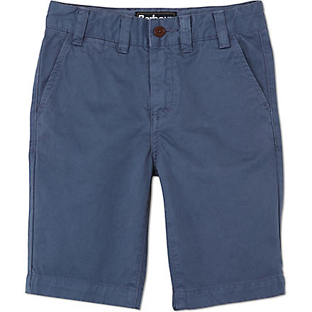 BARBOUR Belton chino shorts XXS-XXL (Blue