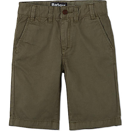 BARBOUR Belton chino shorts XXS-XXL (Olive