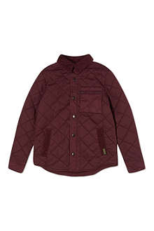 BARBOUR Cord collar jacket XXS - M