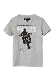 BARBOUR Lynton t-shirt XXS-XXL