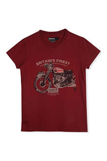 BARBOUR Britain's Finest t-shirt L-XXL