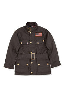 BARBOUR Baker waxed jacket XXS-XXL