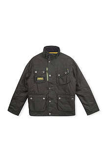 BARBOUR Boys rake jacket