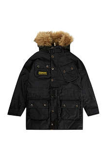 BARBOUR International parka XXS-M