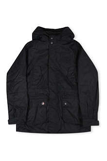 BARBOUR Reiver wax jacket 10-14 years