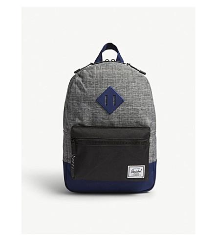 HERSCHEL SUPPLY CO Heritage canvas backpack