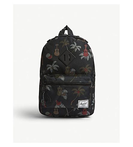 HERSCHEL SUPPLY CO Heritage Ukulele canvas backpack