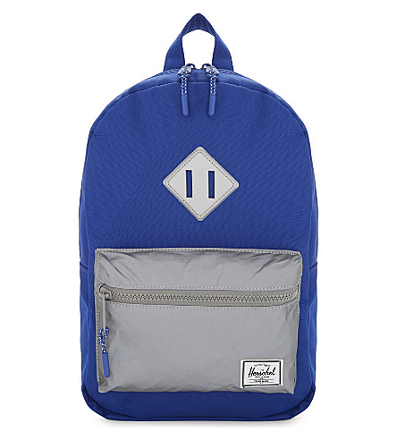 HERSCHEL SUPPLY CO Reflective nylon backpack