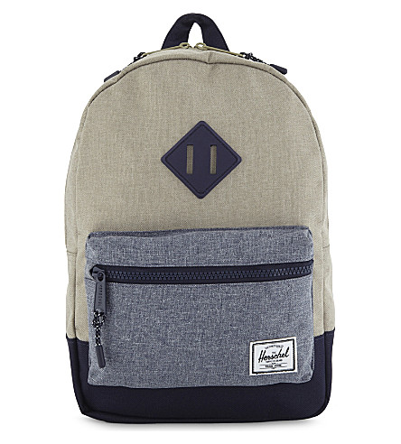 HERSCHEL SUPPLY CO Heritage backpack (Light+khaki