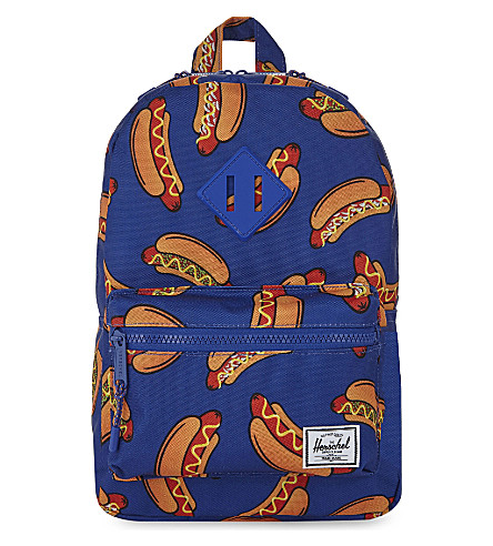 HERSCHEL SUPPLY CO Hot dog backpack