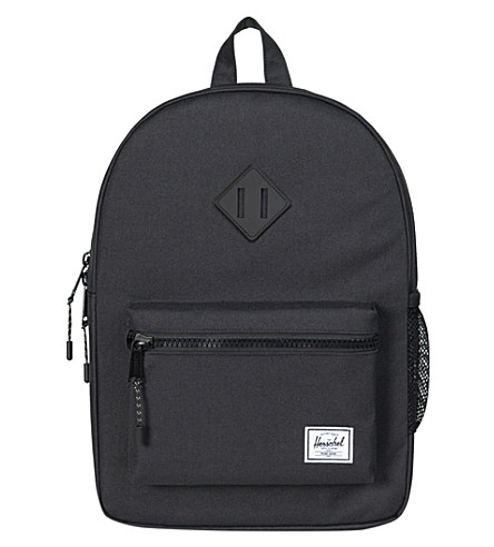HERSCHEL SUPPLY CO Youth Heritage backpack (Black