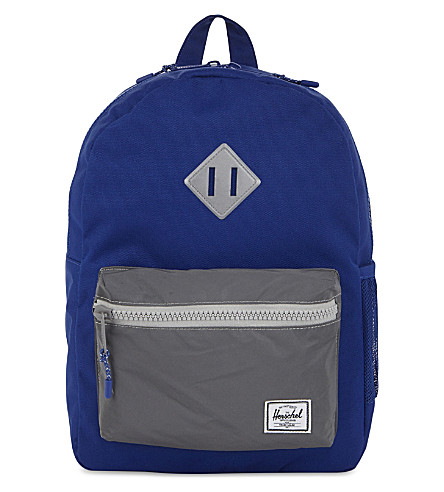 HERSCHEL SUPPLY CO Reflective youth backpack (Surf+the+web