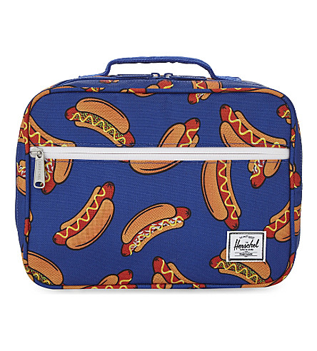 HERSCHEL SUPPLY CO Hot dog lunch box