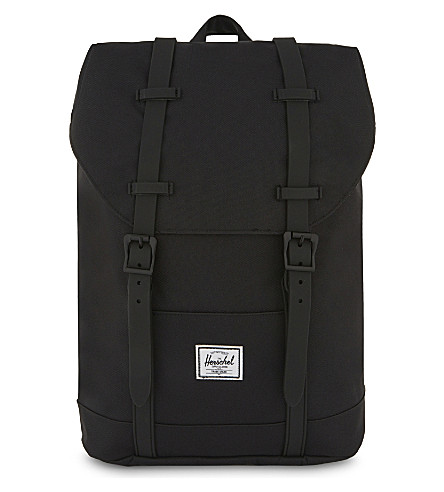 HERSCHEL SUPPLY CO Retreat backpack (Black