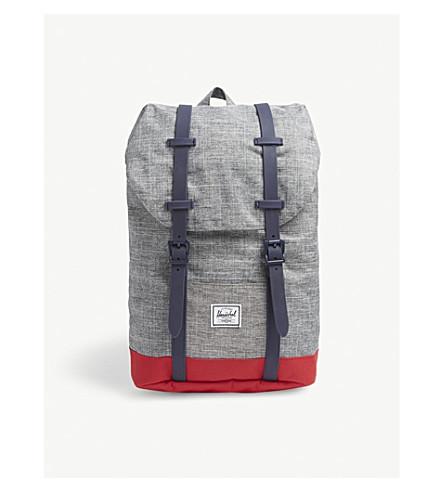 HERSCHEL SUPPLY CO - Retreat Youth backpack   Selfridges.com d72ae68a45
