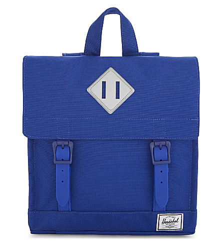 HERSCHEL SUPPLY CO Survey satchel backpack (Surf+the+web