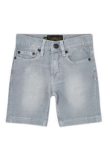 FINGER IN THE NOSE Nasty five-pocket shorts 4-14 years