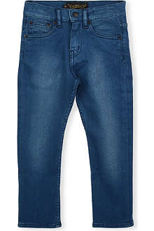 FINGER IN THE NOSE Ewan comfort-fit jeans 4-14 years